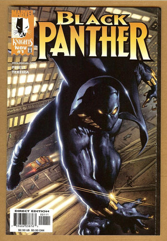 Black Panther (1998)  #1 NM-