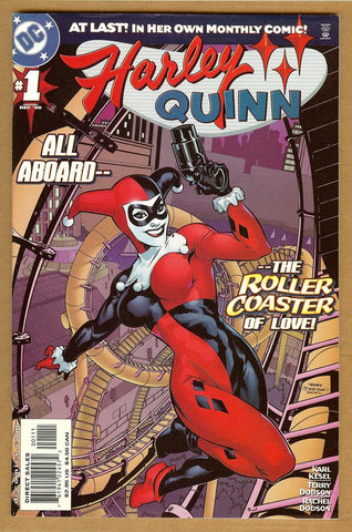 Harley Quinn #1 VF/NM