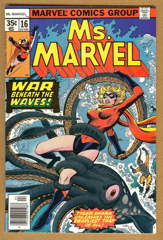 Ms Marvel #16 VF