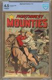Approved Comics #12 CBCS 4.5