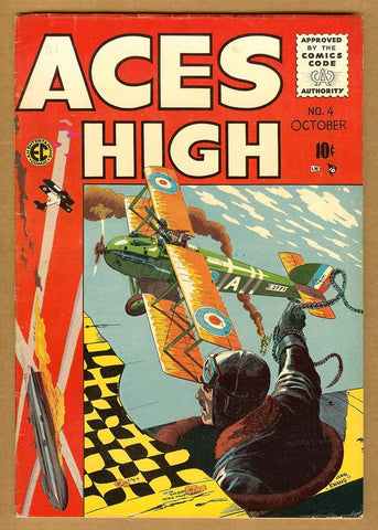 Aces High #4 F