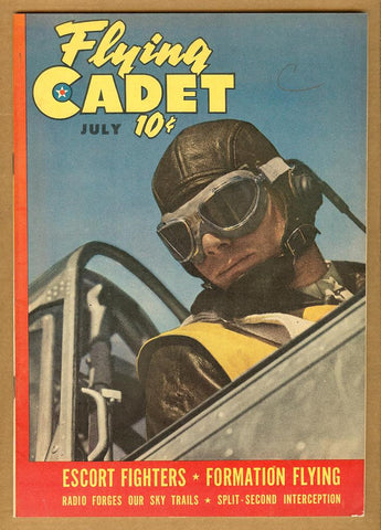 Flying Cadet v2 #6 F/VF