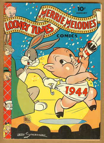Looney Tunes & Merrie Melodies #27 F+