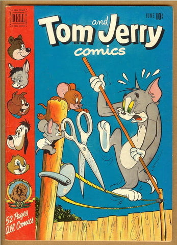 Tom and Jerry #73