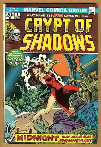 Crypt of Shadows #1 VF/NM