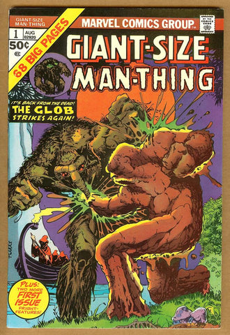 Giant-Size Man-Thing #1 VF+