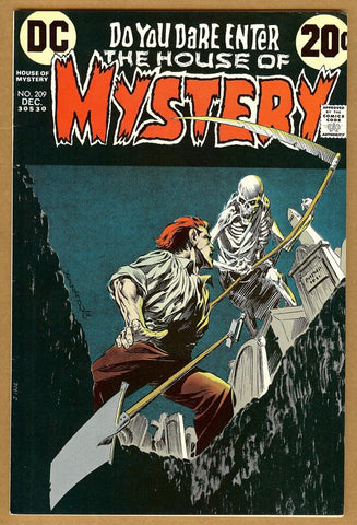 House of Mystery #209 VF+