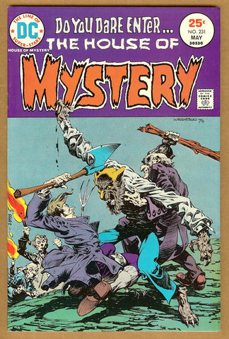 House of Mystery #231 NM-