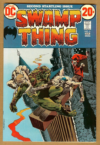 Swamp Thing #02 NM-