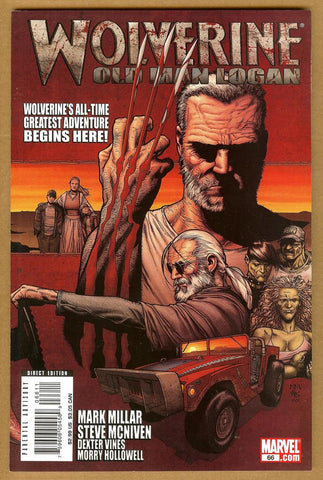 Wolverine Old Man Logan #66 NM