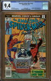 Amazing Spider-Man #162 CGC 9.4