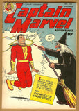 Captain Marvel Adventures #136 F-