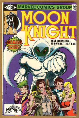 Moon Knight #1 VF+