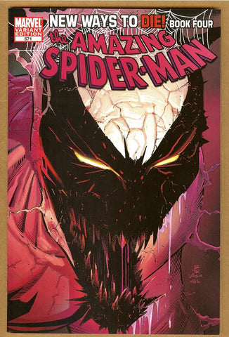 Amazing Spider-Man #571 Variant NM-