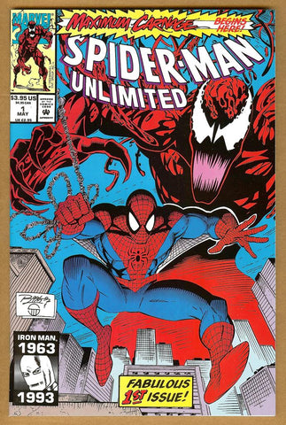 Spider-Man Unlimited #1 NM+