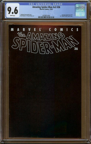 Amazing Spider-Man v2 #36 CGC 9.6