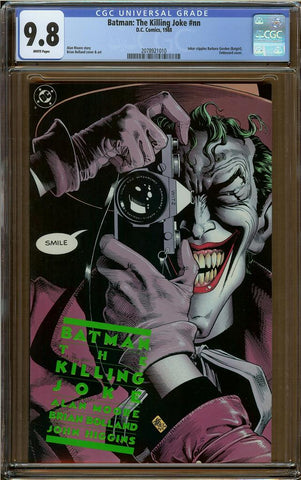 Batman: The Killing Joke #1 CGC 9.8