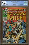 Marvel Spotlight #29 CGC 9.4