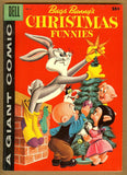 Dell Giant Comics: Bugs Bunny Christmas Funnies #8 VF