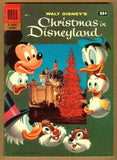 Dell Giant Comics: Christmas in Disneyland #1 F