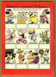 Dell Giant Comics: Mickey Mouse Almanac #1 VF