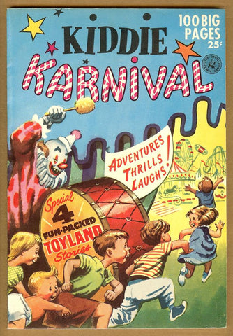 Kiddie Karnival #nn VF/NM to NM-