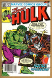 Incredible Hulk #271 VF+