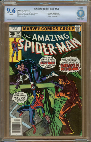 Amazing Spider-Man #175 CBCS 9.6