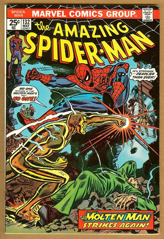 Amazing Spider-Man #132 VF