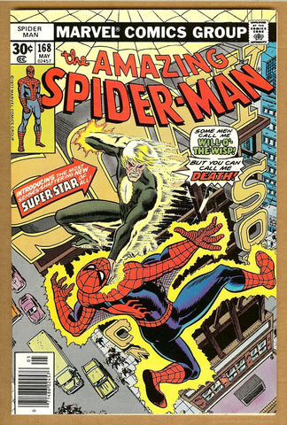 Amazing Spider-Man #168 VF/NM