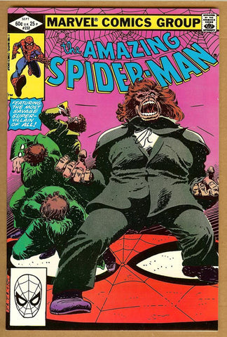 Amazing Spider-Man #232 NM