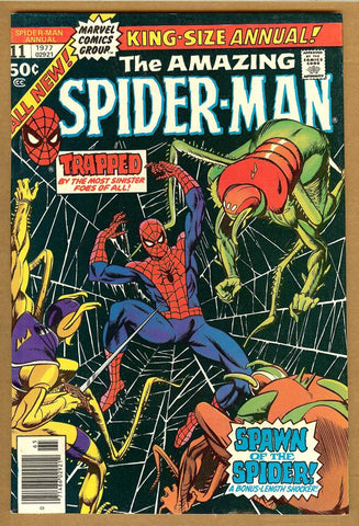 Amazing Spider-Man Annual #11 VF