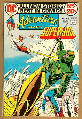 Adventure Comics #422 VF-