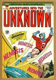 Adventures Into the Unknown #154 VF-