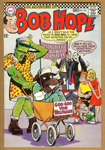 Adventures of Bob Hope #106 VG/F
