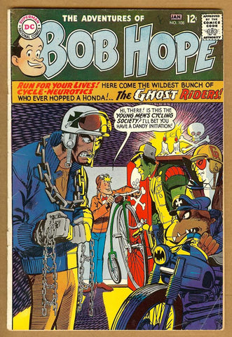 Adventures of Bob Hope #108 G/VG