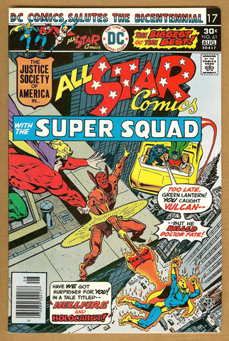 All-Star Comics #61 VF-