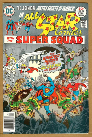 All-Star Comics #64 VF