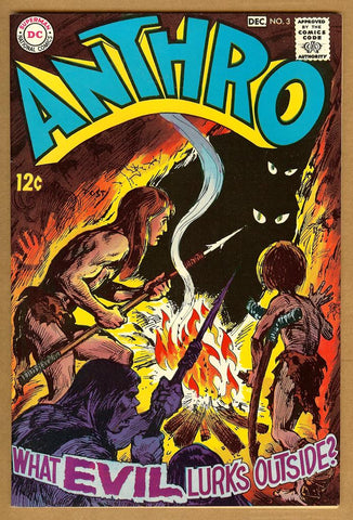 Anthro #3 VF