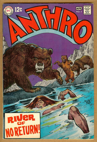 Anthro #5 VF-