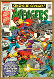 Avengers King-Aize Special #4 F+