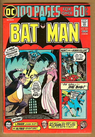 Batman #257 VF+