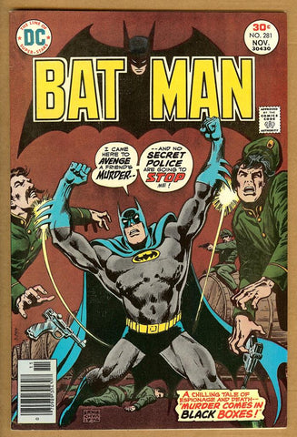 Batman #281 VF