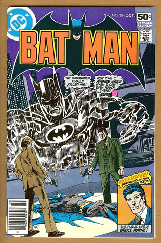 Batman #304 NM-