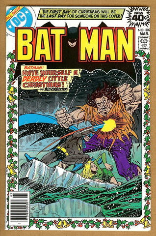 Batman #309 VF