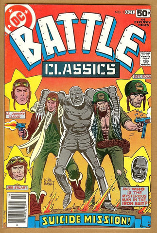 Battle Classics #1 VF/NM