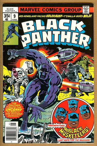 Black Panther #09 VF/NM