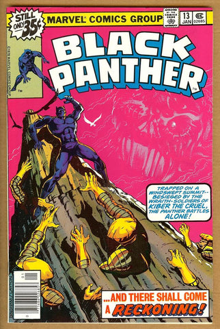 Black Panther #13 VF+