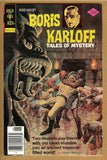 Boris Karloff Tales of Mystery #75 VF