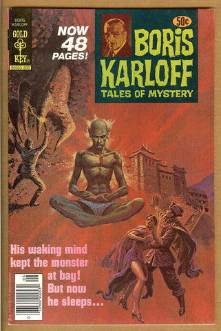 Boris Karloff Tales of Mystery #82 VF+